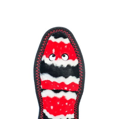 Zippy Paws Z-Stitch® Snake - Medium Red