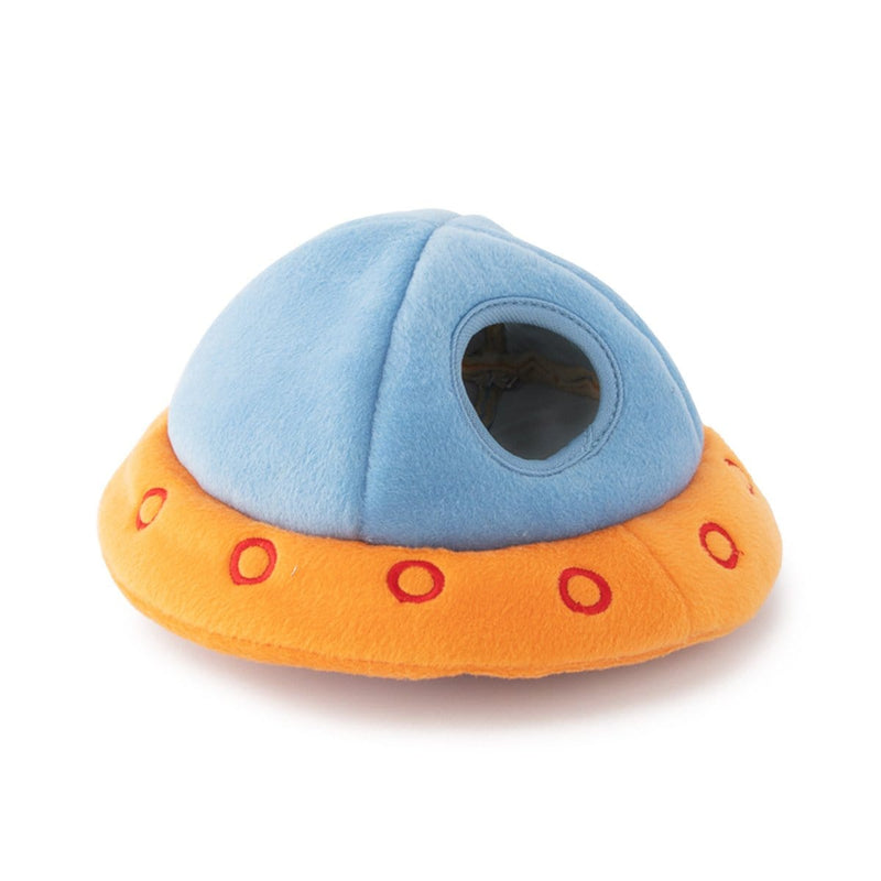 Zippy Paws Zippy Burrow - Aliens in UFO Dog Toys
