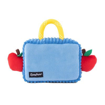 Zippy Paws Zippy Burrow - Lunchbox with Apples Dog Toys