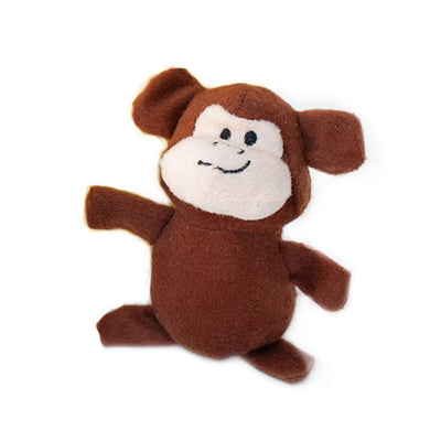 Zippy Paws Zippy Burrow - Monkey 'n Banana Dog Toys