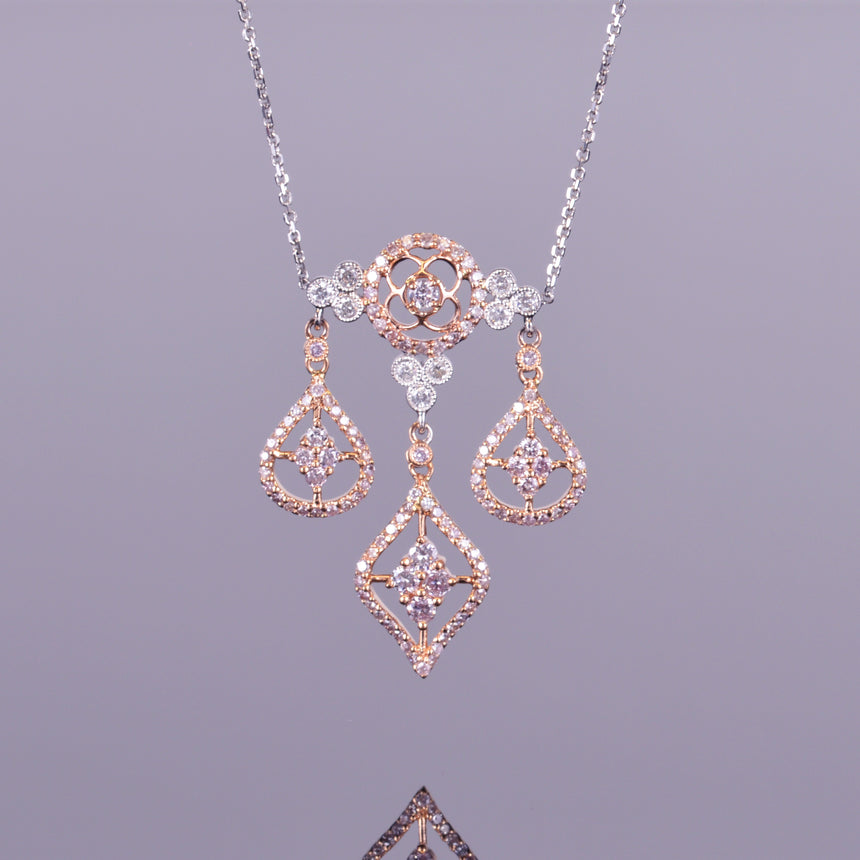 Diamond Chandelier Pendant