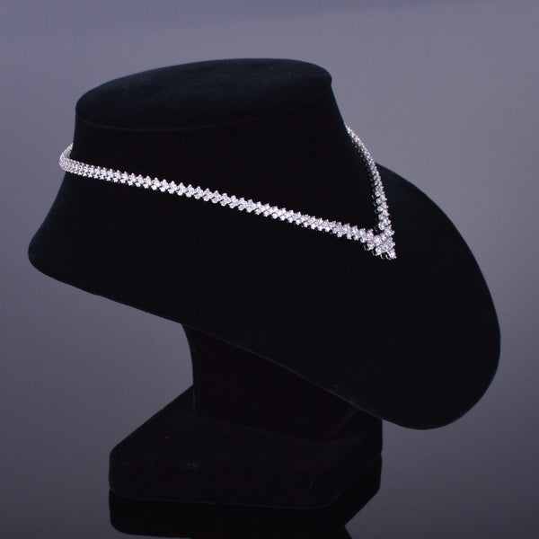 The Diamond Riviera Necklace