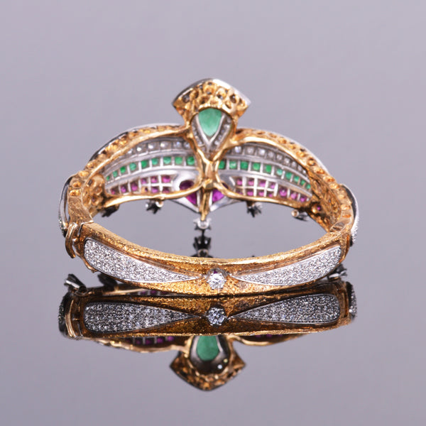 Antique Indian Bangle Bracelet (Estate)