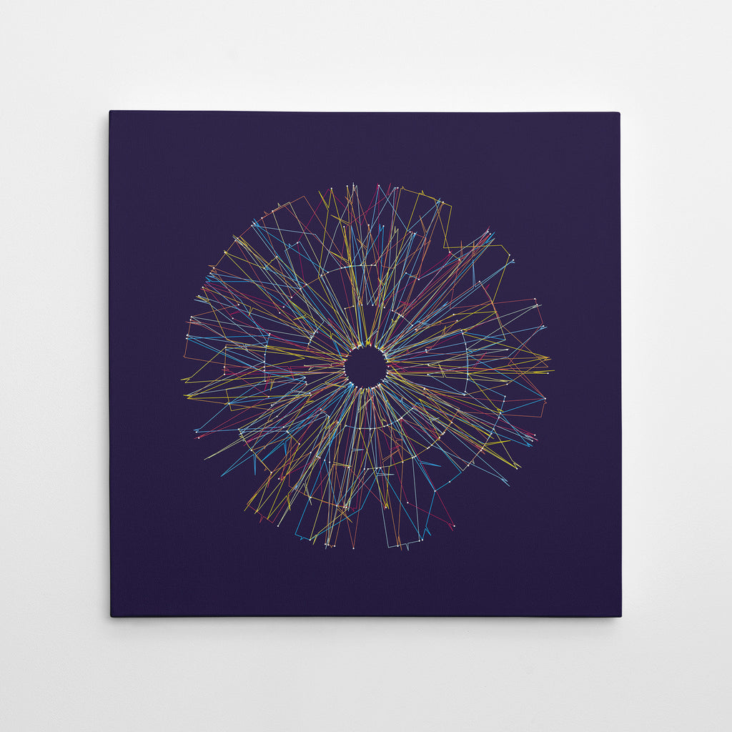 Generative Splines - One