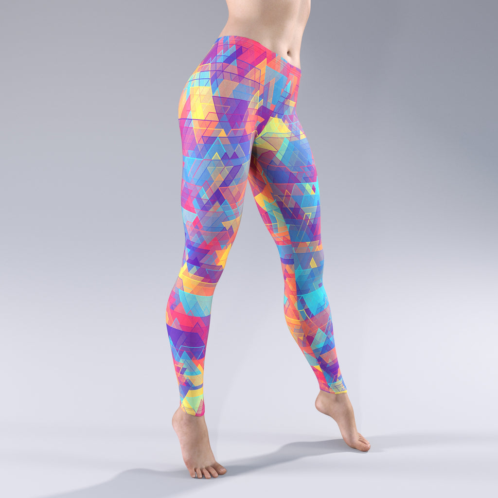 Equilateral Confusion Rainbow - Leggings
