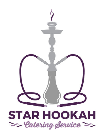 Star Heart - Hookah Catering Package