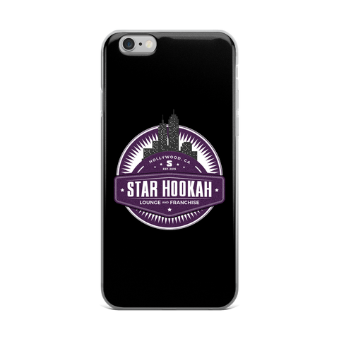 Star Hookah iPhone Case