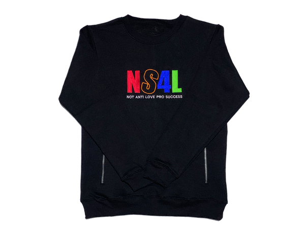 NS4L® Not Anti Sweatshirt