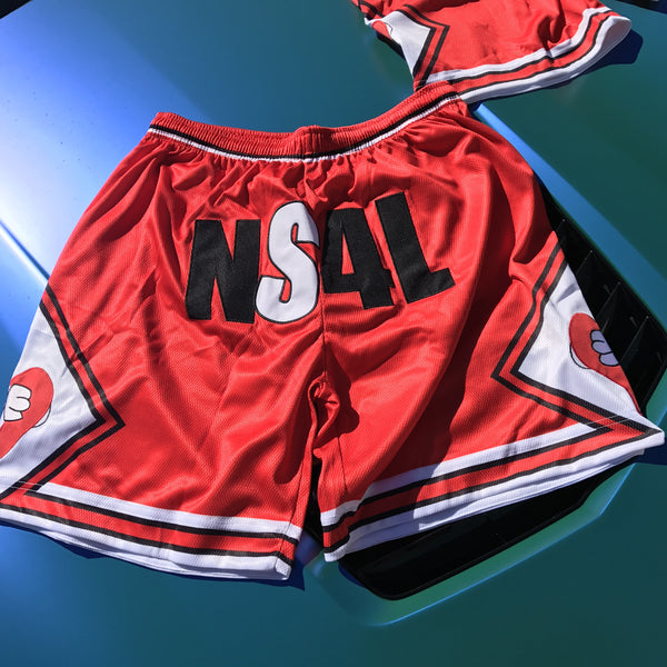 NS4L Beach Lounge shorts
