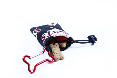 SF Giants Clip-On Bag Buddy