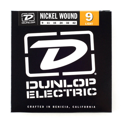 Dunlop Electric Nickel Wound 09-42