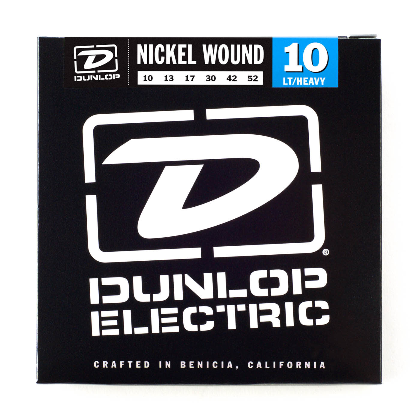 Dunlop Electric Nickel Wound 10-52
