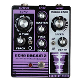 Death By Audio echo dream II