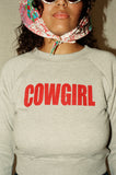 Jacob Sweatshirt- Cowgirl