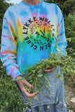 Garden Club Long Sleeve T-Shirt -Rainbow Bliss