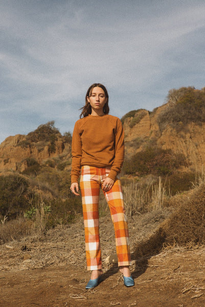 Plaid Ranch Pant (NEW Colors)