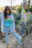 Garden Club Long Sleeve T-Shirt -Rose Garden
