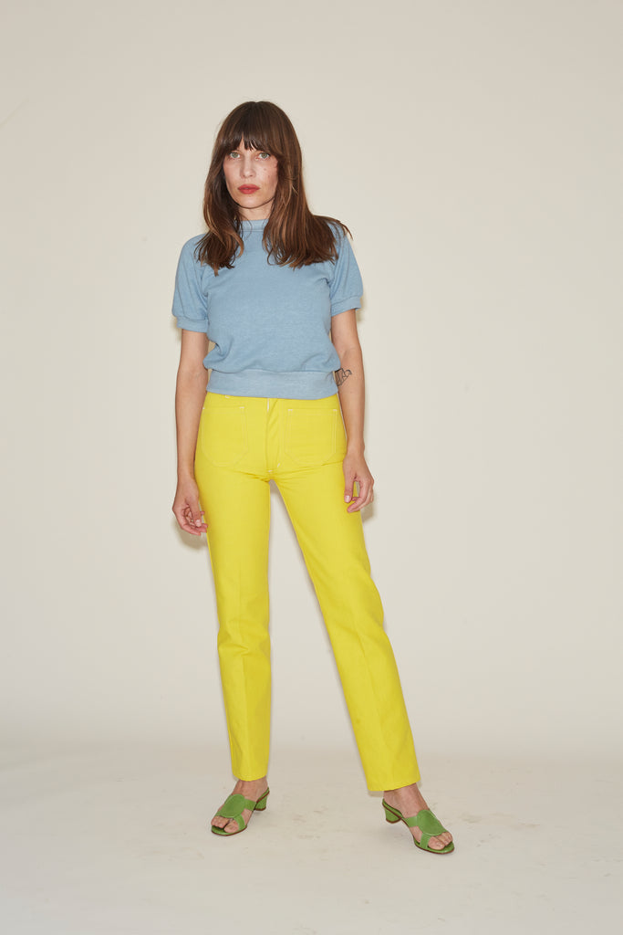 Perfected Ranch Pant - Sulphur Canvas