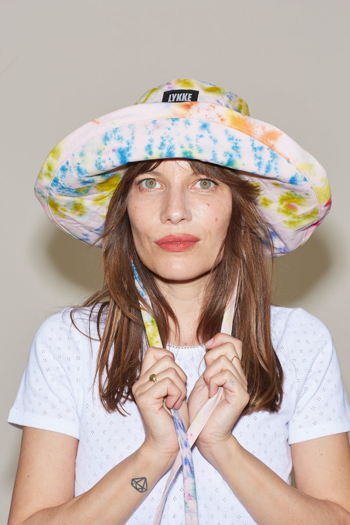 Jem Hat - Canvas multi