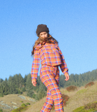 Perfected Ranch Pant - Bolinas Plaid