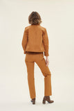 Shrunken Ranch Jacket - Honey Canvas