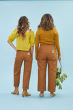 Montaña Painter Pant - Honey Canvas