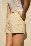 Leisure Short -Natural