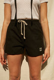 Leisure Short -Black