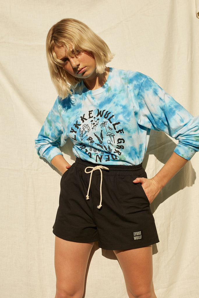 Garden Club Long Sleeve T-Shirt -Cloud