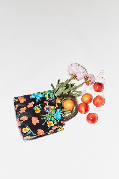 Rosemary Bag - Floral