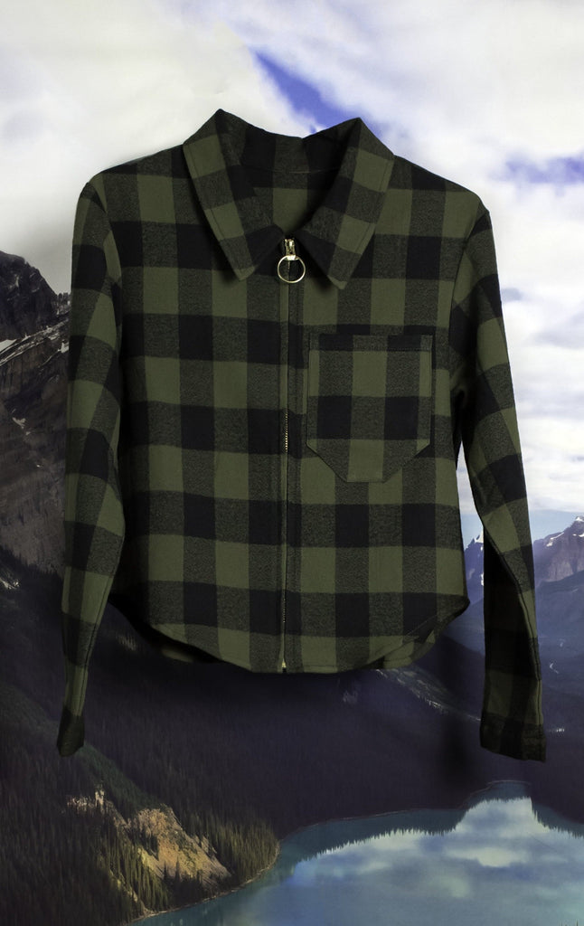 Forest Jacket- Humboldt Plaid