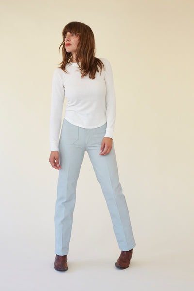 Perfected Ranch Pant - Fog Canvas