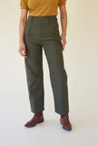 Montaña Painter Pant - Pine Canvas