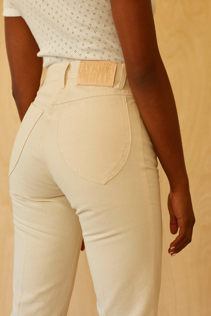 Perfected Ranch Pant - Natural Canvas