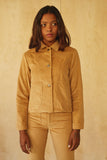 Shrunken Ranch Jacket - Tan Corduroy