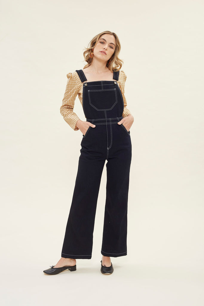 Kern Overalls - Midnight
