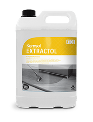 Kemsol Extractol Carpet Shampoo