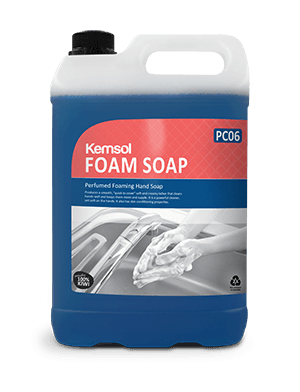 Kemsol Foam Soap