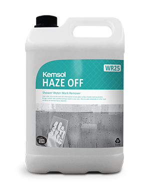 Kemsol Haze Off Bathroom Descaler