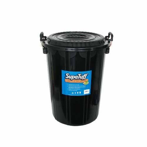 Supertuff 72L Rubbish Bin with Lid