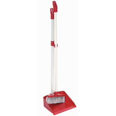 Raven Upright Dustpan Set