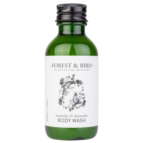 Forest & Bird Body Wash