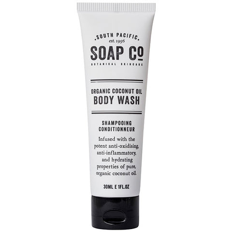 South Pacific Soap Co. Body Wash