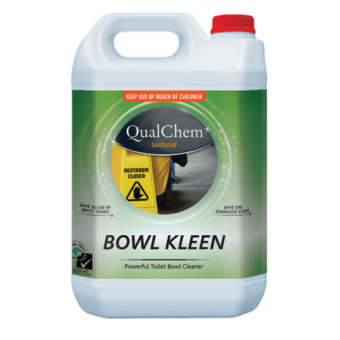 Qualchem Bowl Kleen Toilet Cleaner