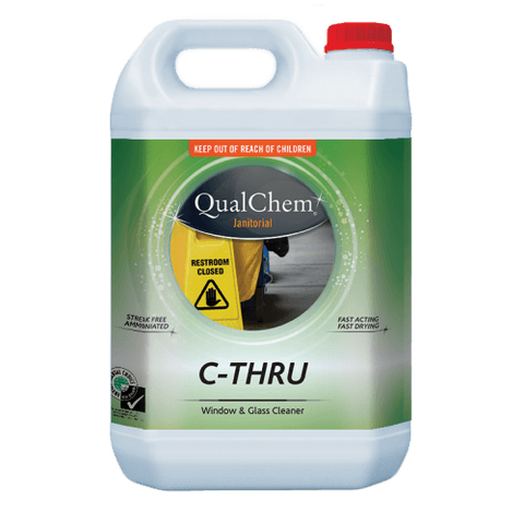 Qualchem C-Thru Glass Cleaner