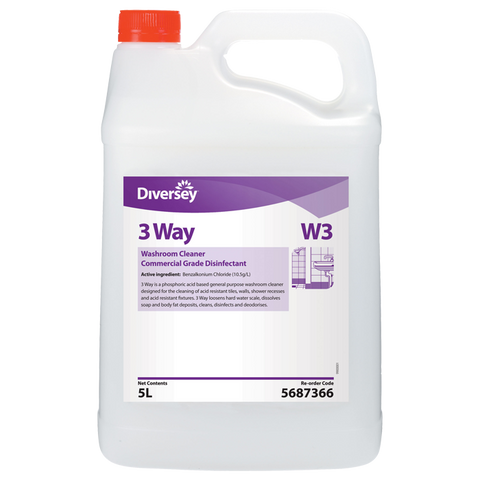 Diversey 3-Way Bathroom Cleaner