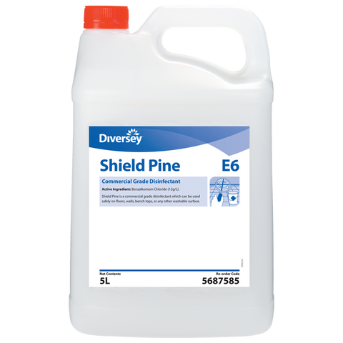 Diversey Shield Pine Disinfectant