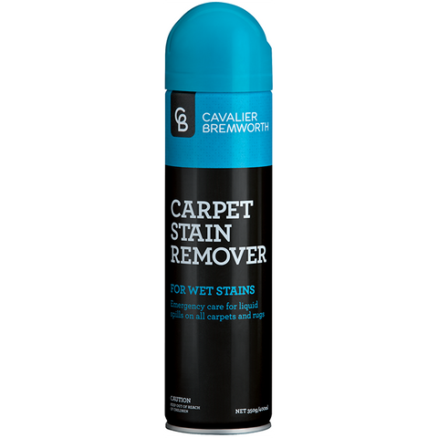 Cav. Brem. Carpet Cleaner, Wet