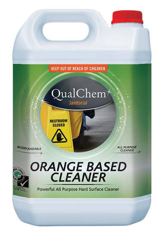 Qualchem Orange Based Cleaner