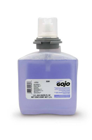 GoJo TFX Foam Soap